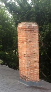 Chimney #1 Before