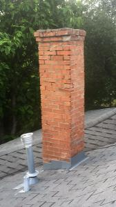 Chimney #2 Before